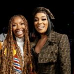 Brandy & Monica Show Love To Each Other Backstage After Record Breaking Verzuz Battle