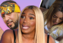 "NeNe Leakes RESPONDS To Rumors That She Let French Montana ""Snatch Her Kat"""
