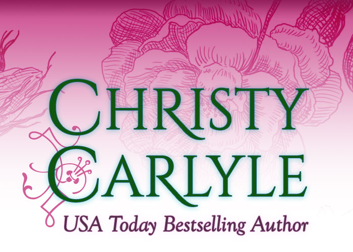 Christy Carlyle | USA Today Bestselling Author
