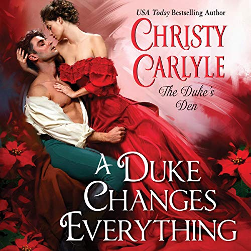 A Duke Changes Everything Audio Cover