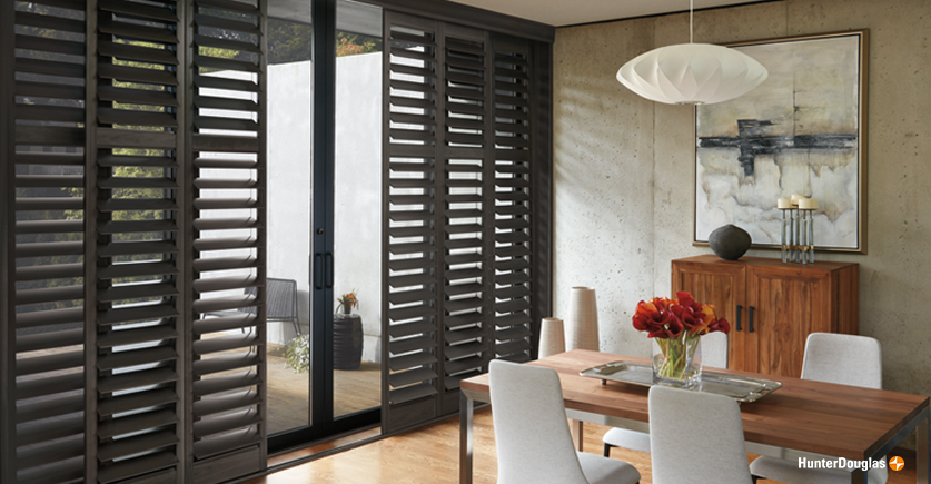 MPJ Designs _ Hunter Douglas Shutters