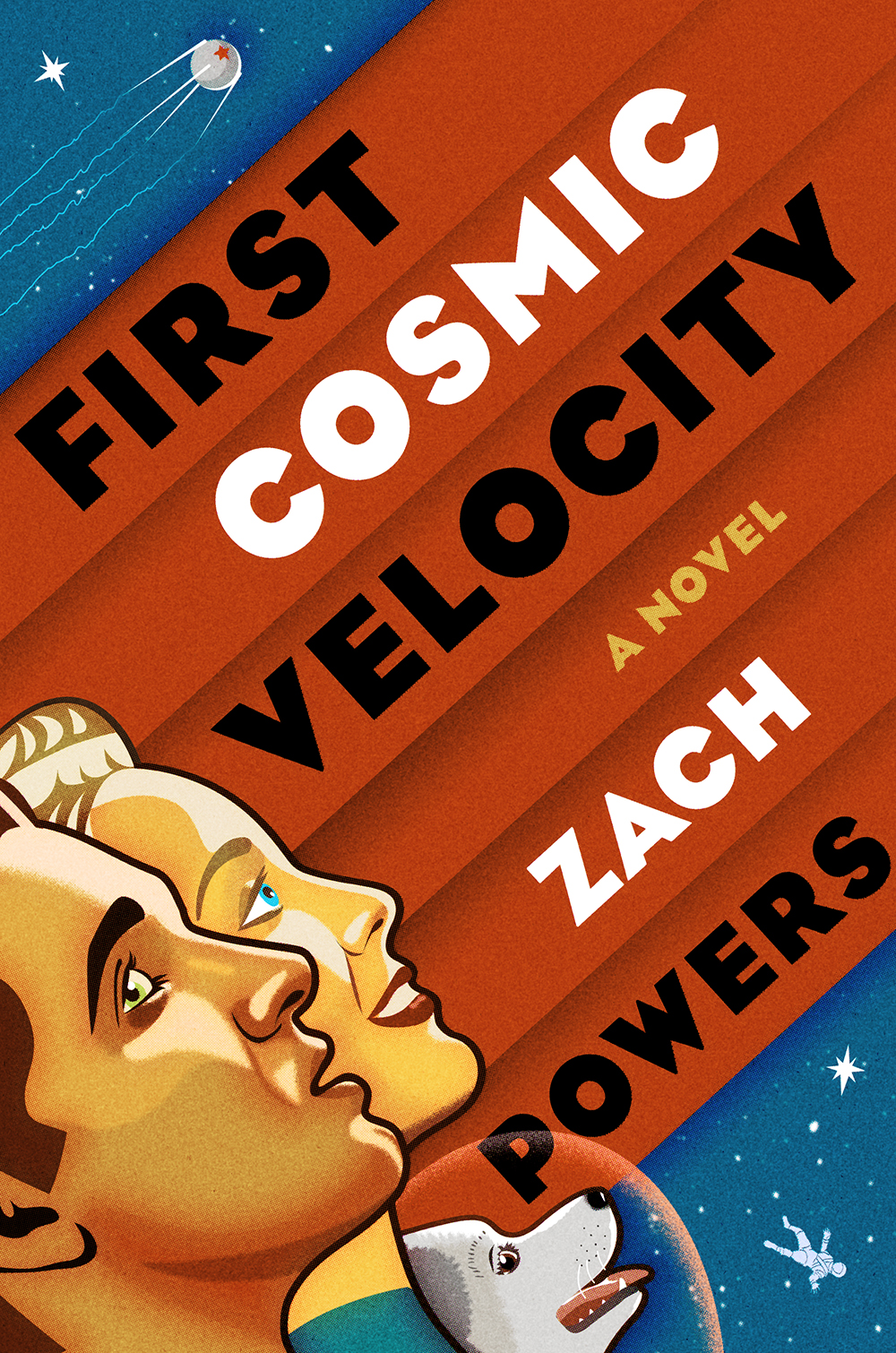 First Cosmic Velocity by Zach Powers