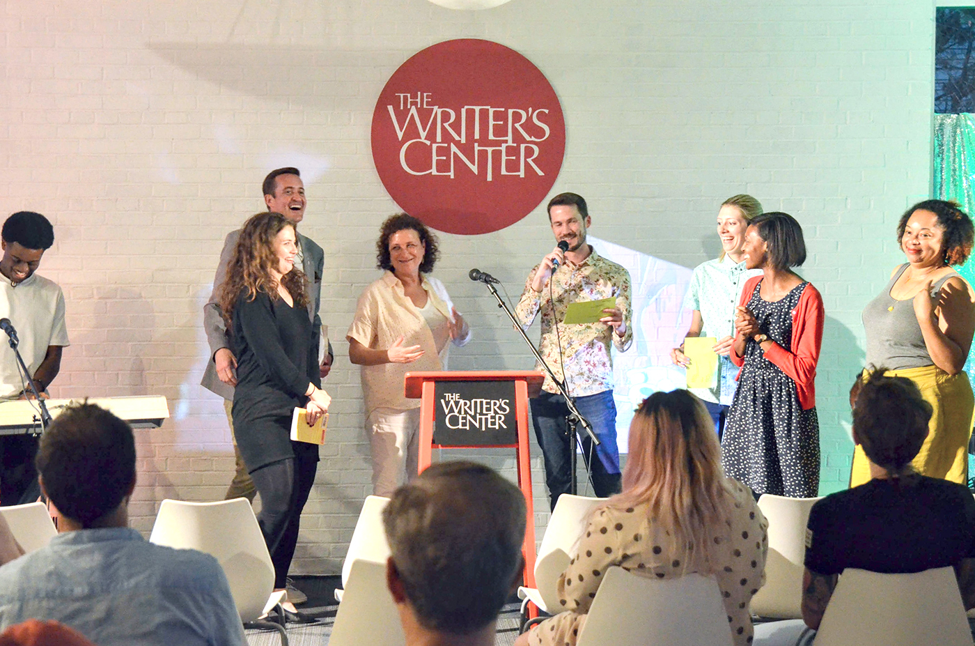 The Writer's Center LIVE!