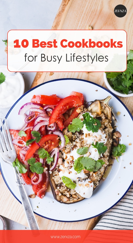 10 Best Cookbooks for Busy Lifestyles