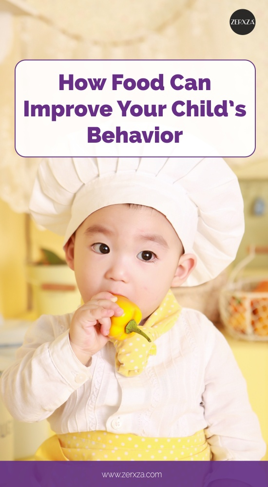 How Food Can Improve Your Child's Behavior