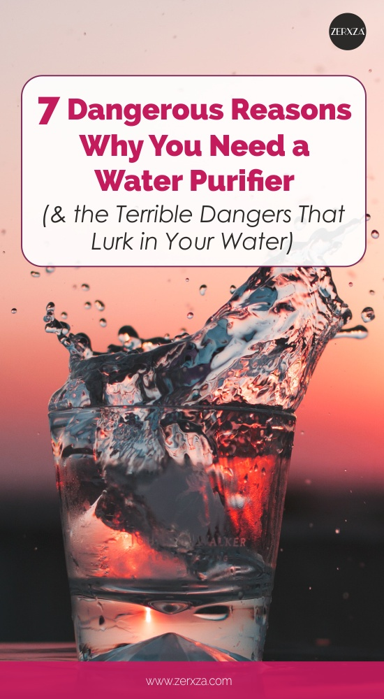 Reasons Why You Need to Get a Water Purifier ASAP