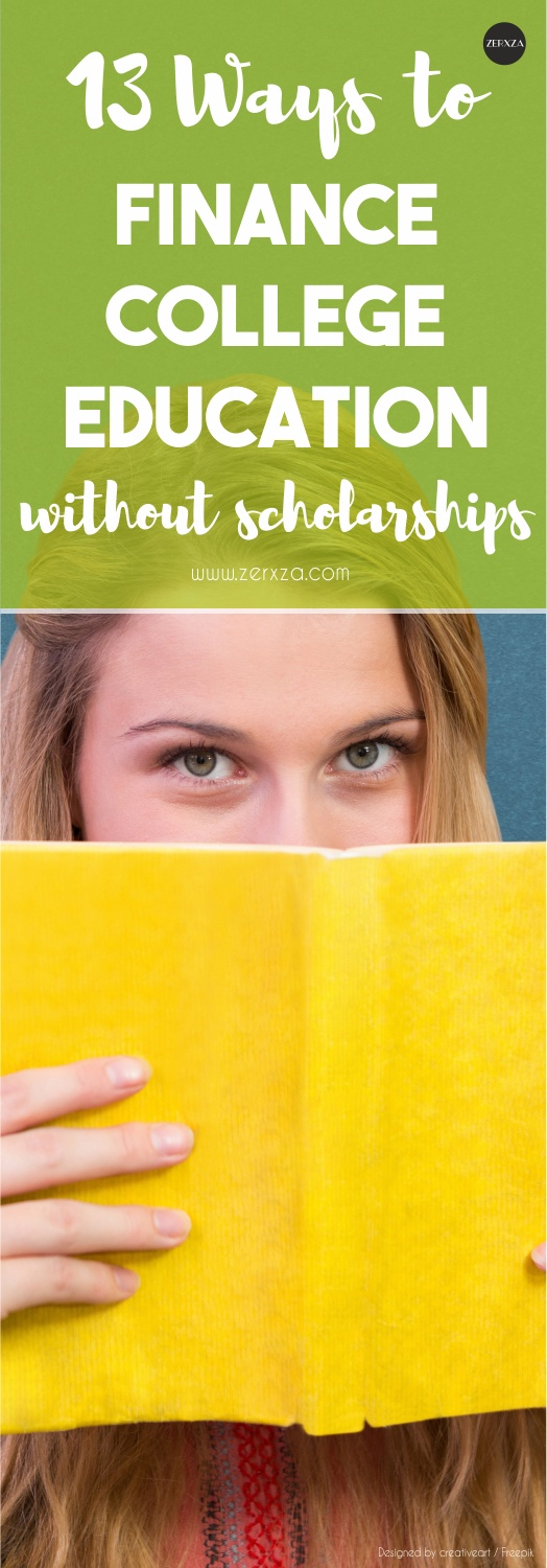 Ways to Finance College Education if You've Exhausted Scholarship Options