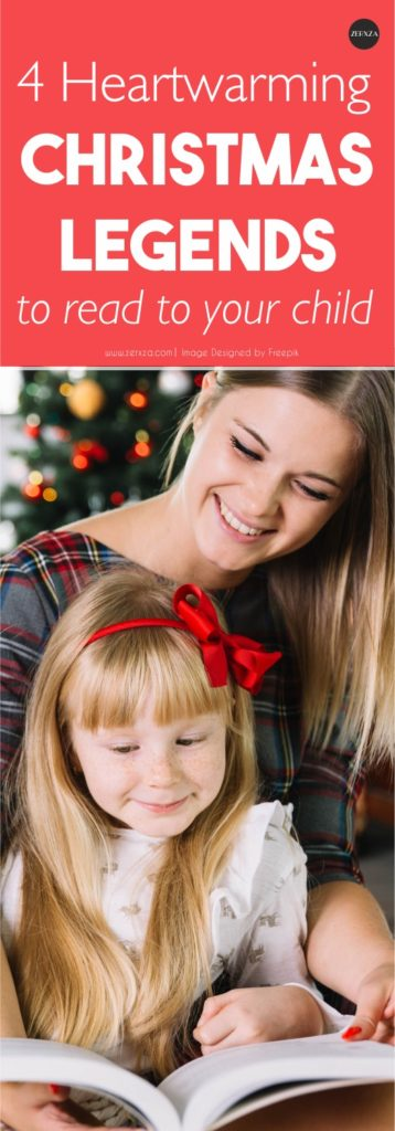 4 Legendary Christmas Stories for You and Your Family