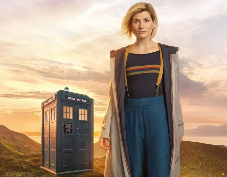 First Ever Female Doctor Who Jodie Whittaker, a Feminist Icon