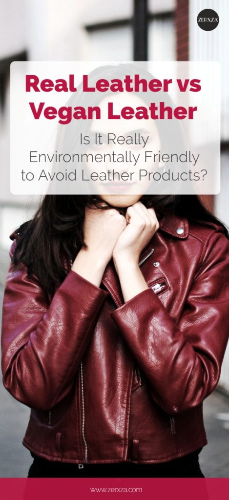 Using Leather in Fashion - Is It Really Environmentally Friendly to Avoid Leather Products