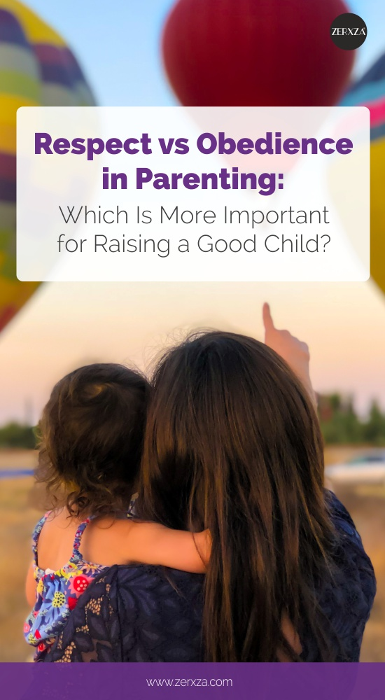 Respect vs Obedience in Parenting - What is More Important for Raising a Good Kid
