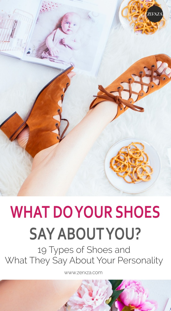 19 Types of Shoes and What They Say About Your Personality