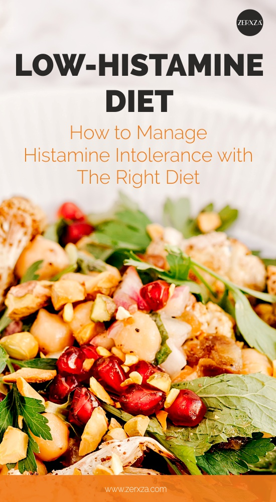 Low-Histamine Diet - How to Manage Histamine Intolerance with Your Diet