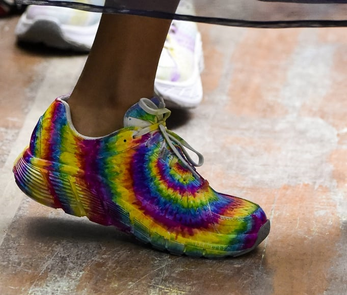 2019 Summer Shoe Trends from Shoe Palace - Bright sneakers