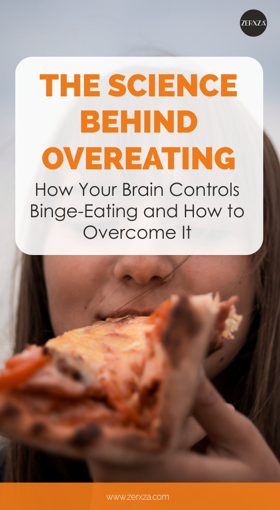 The Science of Overeating - Why You're Overeating and How to Stop It