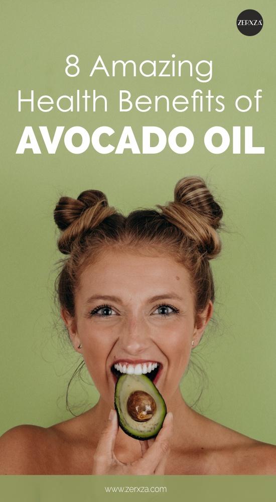 8 Amazing Health Benefits of Avocado Oil