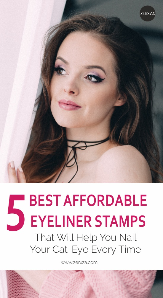 Best Affordable Eyeliner Stamps for The Perfect Cat-Eye Wing