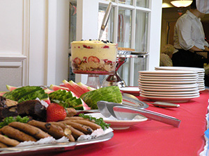 Food Dessert Buffet