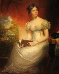 Kitty Packe by Sir William Beechey 1753-1839