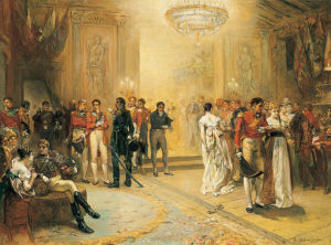 640px-The_Duchess_of_Richmond's_Ball_by_Robert_Alexander_Hillingford