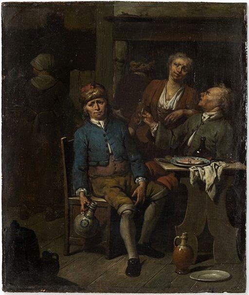 jan_baptist_lambrechts_attr-_-_at_the_tavern
