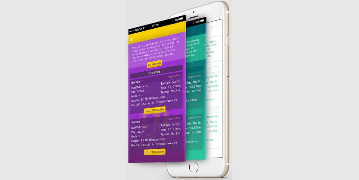The LEAP App
