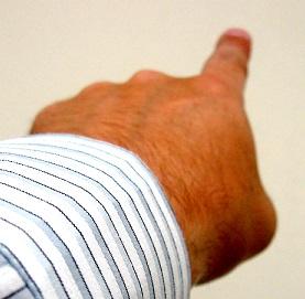 pointingfinger