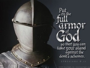 Randall Daluz _ Armor Of God