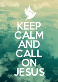 Randall Daluz - Keep Calm And Call On Jesus