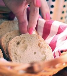 https://www.pexels.com/photo/bread-breakfast-baguette-sliced-3564/