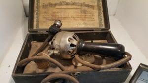 Antique Vibrator Toys of Eros Museum