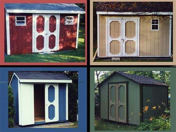 Shed & Building Options