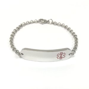 Stainless Steel Bracelets by Travel Jewelry