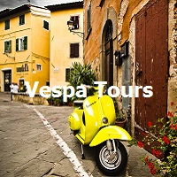 Vespa tours intro