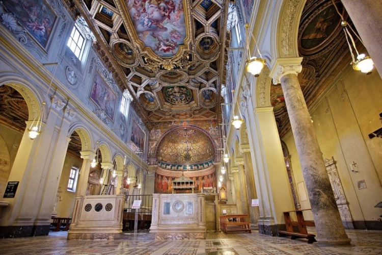 🏆 Christian Rome and underground Basilicas