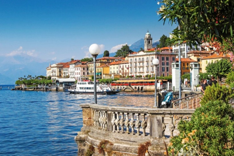 🏆 Lake Como and Bellagio