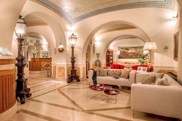 Hotel Canada - Rome 🏆