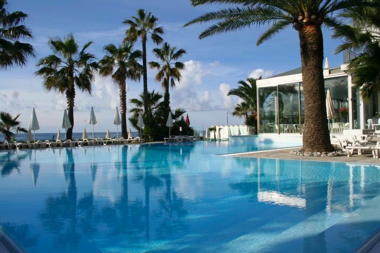 Hotel Caravelle (West Riviera) - Diano Marina