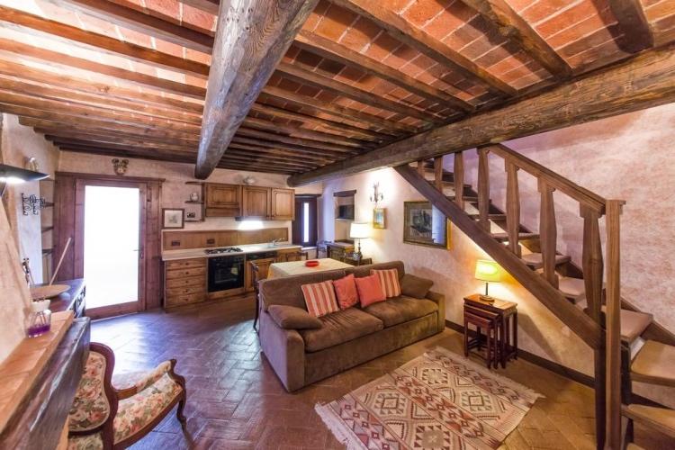 Castelletto di Montebenichi - Montebenichi