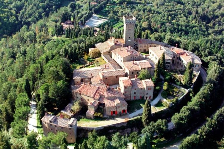 Castello di Gargonza - Gargonza