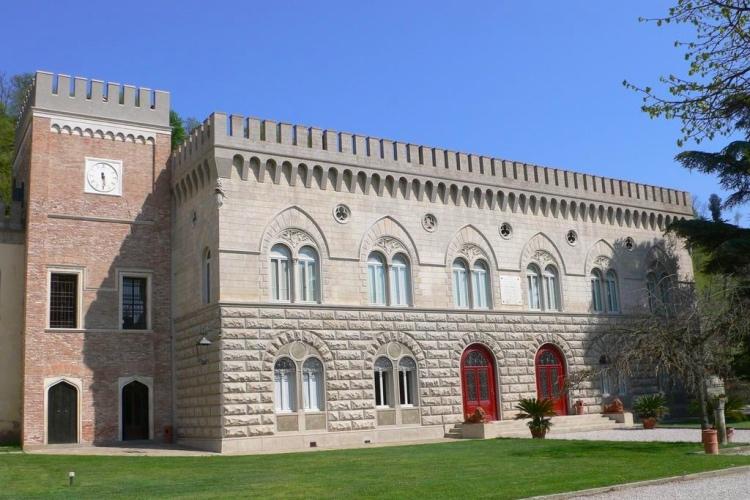 Castello di Lispida (Padua area) - Monselice