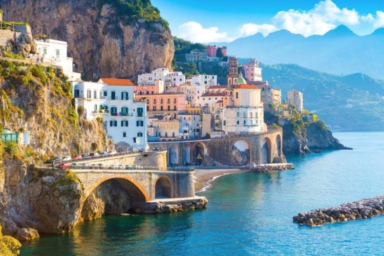 🏆 Amalfi Coast and Pompeii