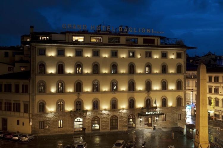 Grand Hotel Baglioni - Florence