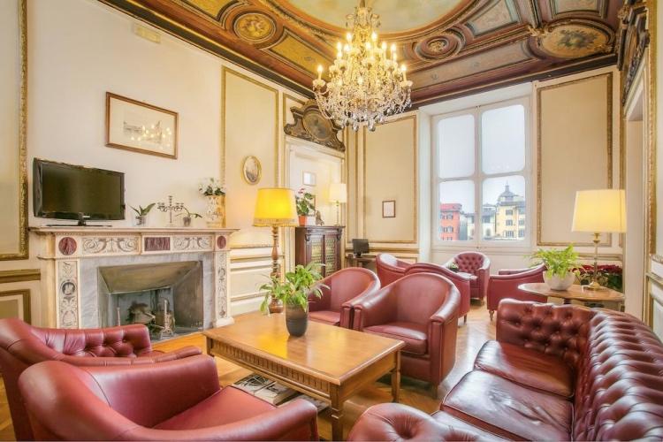 Hotel Bretagna - Florence
