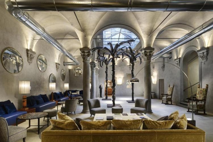 Hotel Garibaldi Blu - Florence