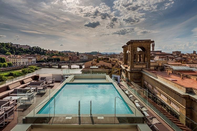Hotel Plaza Lucchesi - Florence