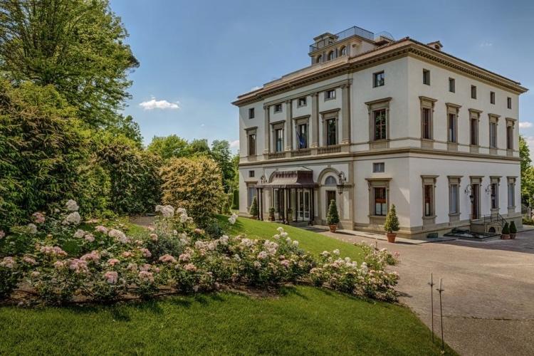 Hotel Villa Cora - Florence 🔝