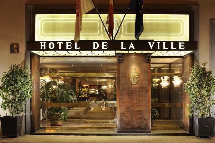 Hotel de la Ville - Florence