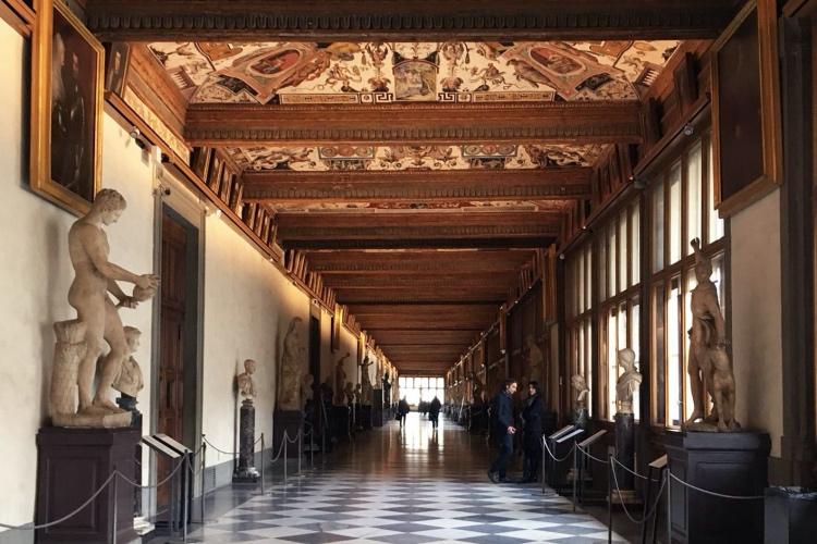 🏆 Accademia and Uffizi