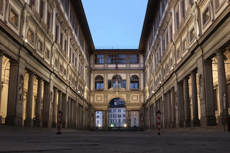 Florence, Uffizi Guided Tour